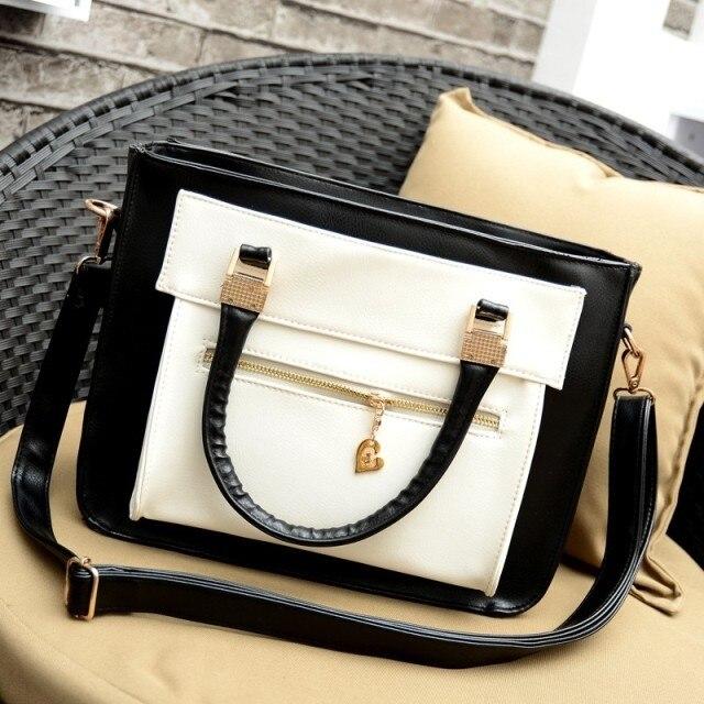 Women's handbag high quality 2013 women's handbag one shoulder cross-body bag fashion portable bag big