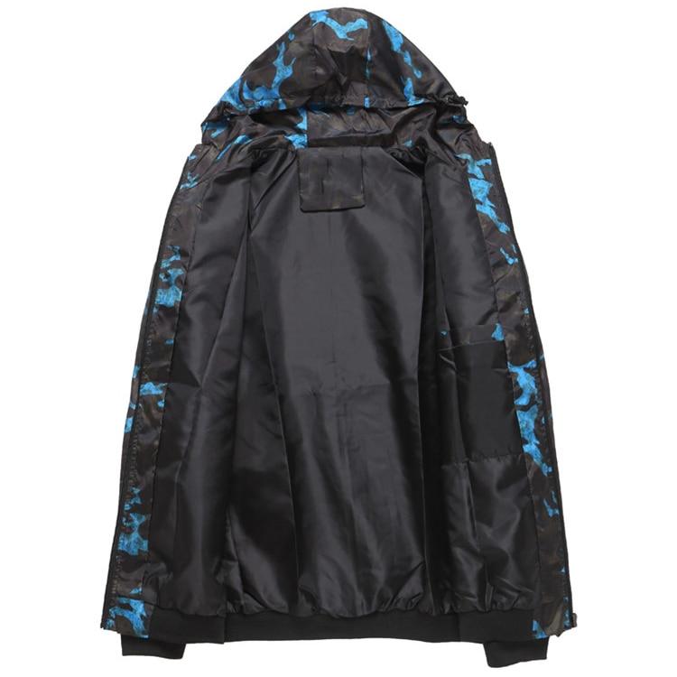 ca318c5af7a35 Camouflage Jackets Men Windbreaker Spring Autumn Casual Waterproof ...