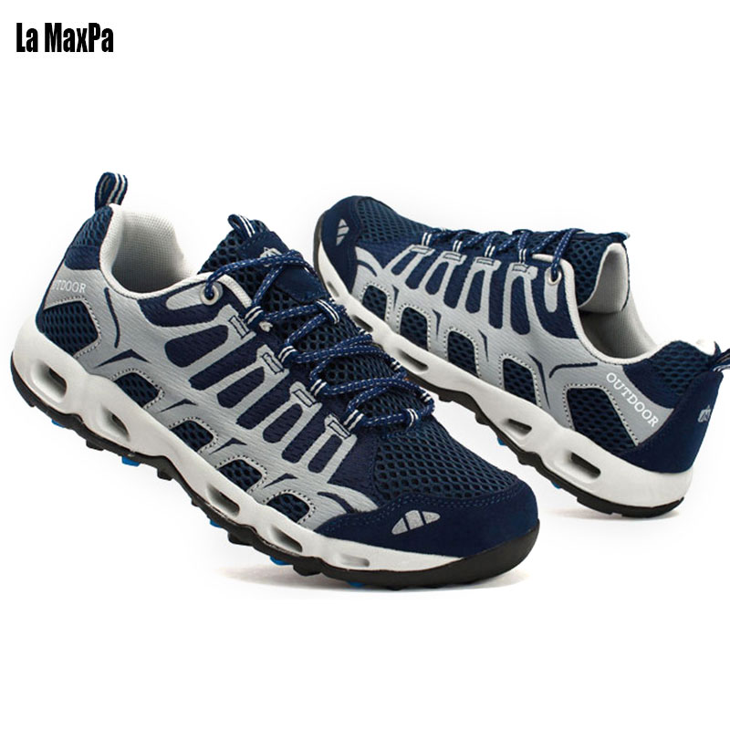 Men Shoes Sport Running Sneakers For Girl Breathable Mesh Lace-up Outdoor Walking Shoe Shoes Sport Couple Sneaker 2018 Summer summer running shoes mesh men walking camping shoes outdoor sport breathable running shoes