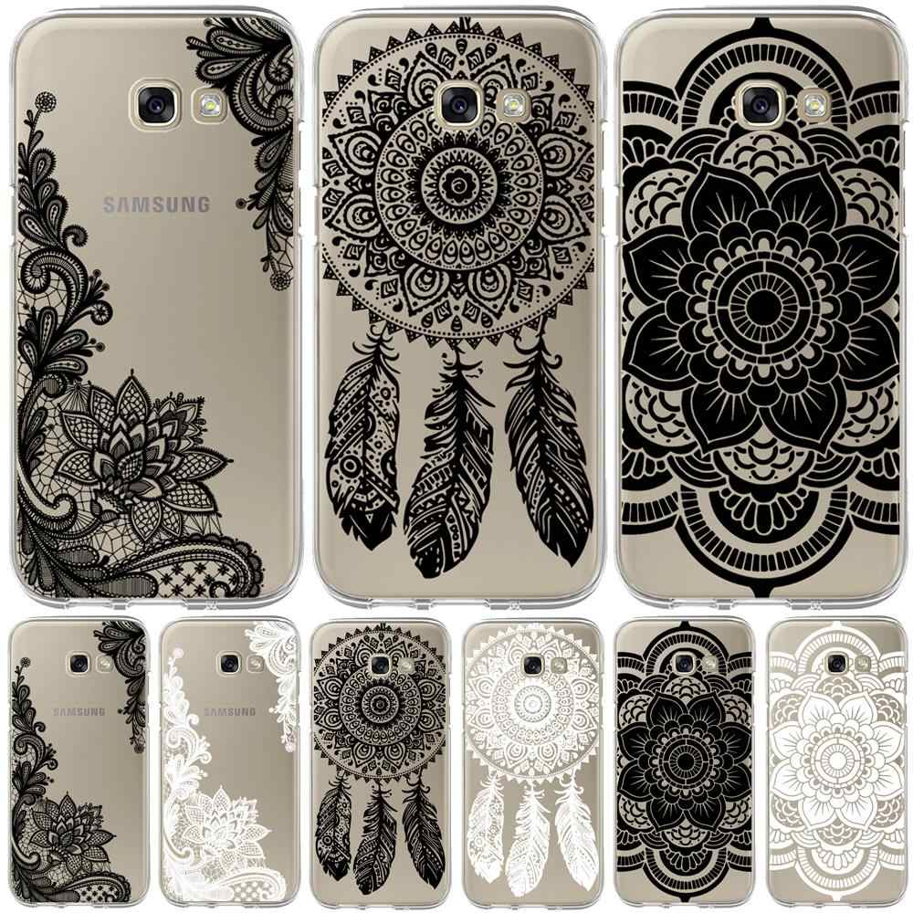 Pattern Case For Samsung Galaxy A3 A5 A7 2016 2017 A6 A8 Plus A9 2018 A10 A20 A30 A50 A40 A70 A60 Soft TPU Silicone Case Capa