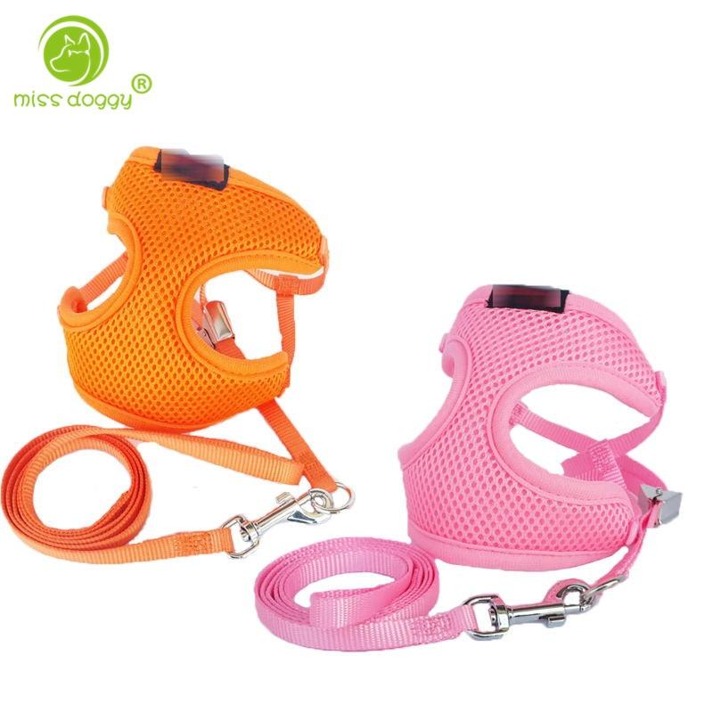 Ajustable Suave Transpirable Arnés para Perros de Nylon Chaleco - Productos animales