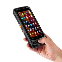 7 android 4 4.7 Inch Android 5.1 2D Barcode Handheld Terminal (5)