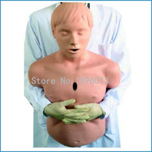 Advanced Adult Obstruction Model,Half-body CPR and Choking Manikin