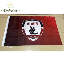 Russia FC Rubin Kazan 3ft*5ft (90*150cm) Size Christmas Decorations for Home Flag Banner Gifts