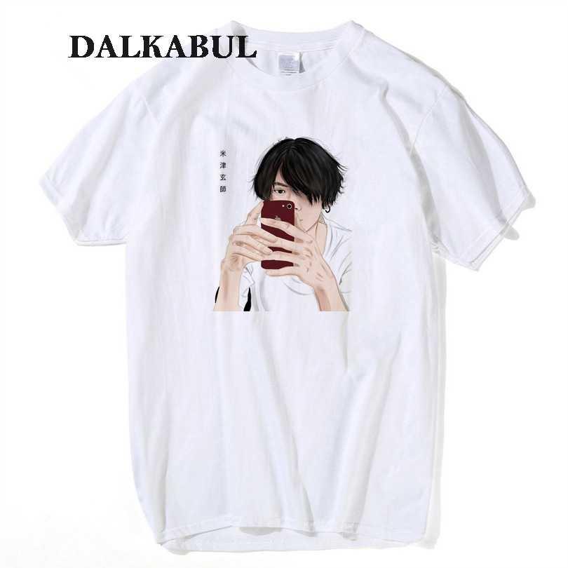 a67161296a3ac Music Star Yonezu Kenshi Tees Japan Rock Pop Kenshi Yonezu Loser T Shirt  Men Women Fashion