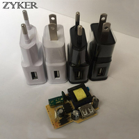 Großhandel 100 stücke Quick Charge Adapter 5 V 2A Schnelle USB Telefon ladegerät für samsung n7000 für galaxy note i9220 i9228 i9250 I929