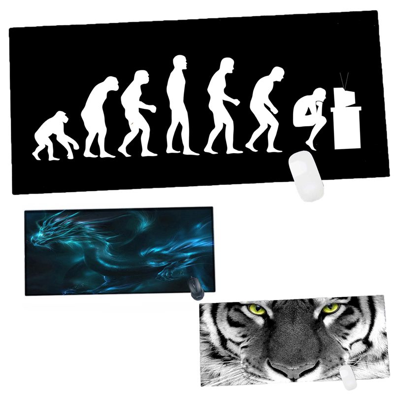 Viviration Good Use Gaming Mouse Mat Pad 2018 New Arrival Rubber Anti-slip Computer Laptop Notebook Large Mouse Pad Mat For CF
