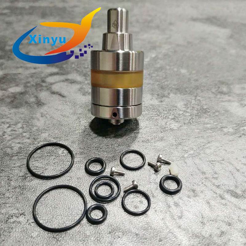 Nite Intake Bottom RTA Kayfun Lite Prime 24MM Air-Adjustable Ss KF 316 DLC Vs NEWEST