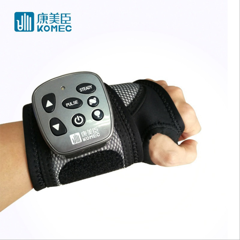 Wrist pressing massage Wireless Massage relief instrument wrist Squeeze Vibrator Device health care recovery Device neck cervical traction device inflatable collar household equipment health care massage device nursing care