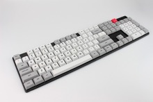 DSA keycap 105 Teclas PBT Arco Perfecto Esférica Keycap de Tinte Sublimado Teclas Claves Para el Teclado Para Juegos Mecánicos