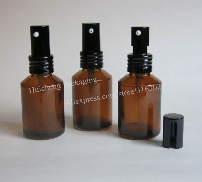 Aliexpress Com Buy 12 X 30ml Oblique Shoulder Amber