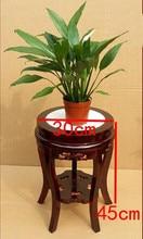 Хлорофитум старой древесины вяза цветок кадр деревянный цветочный горшок аквариум ремесла античный цветок кровать кадр