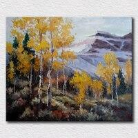 Alta calidad pintura al óleo abstracta ilustraciones para sala de estar pared decoración de la lona del regalo del arte para los amigos decoración del hogar