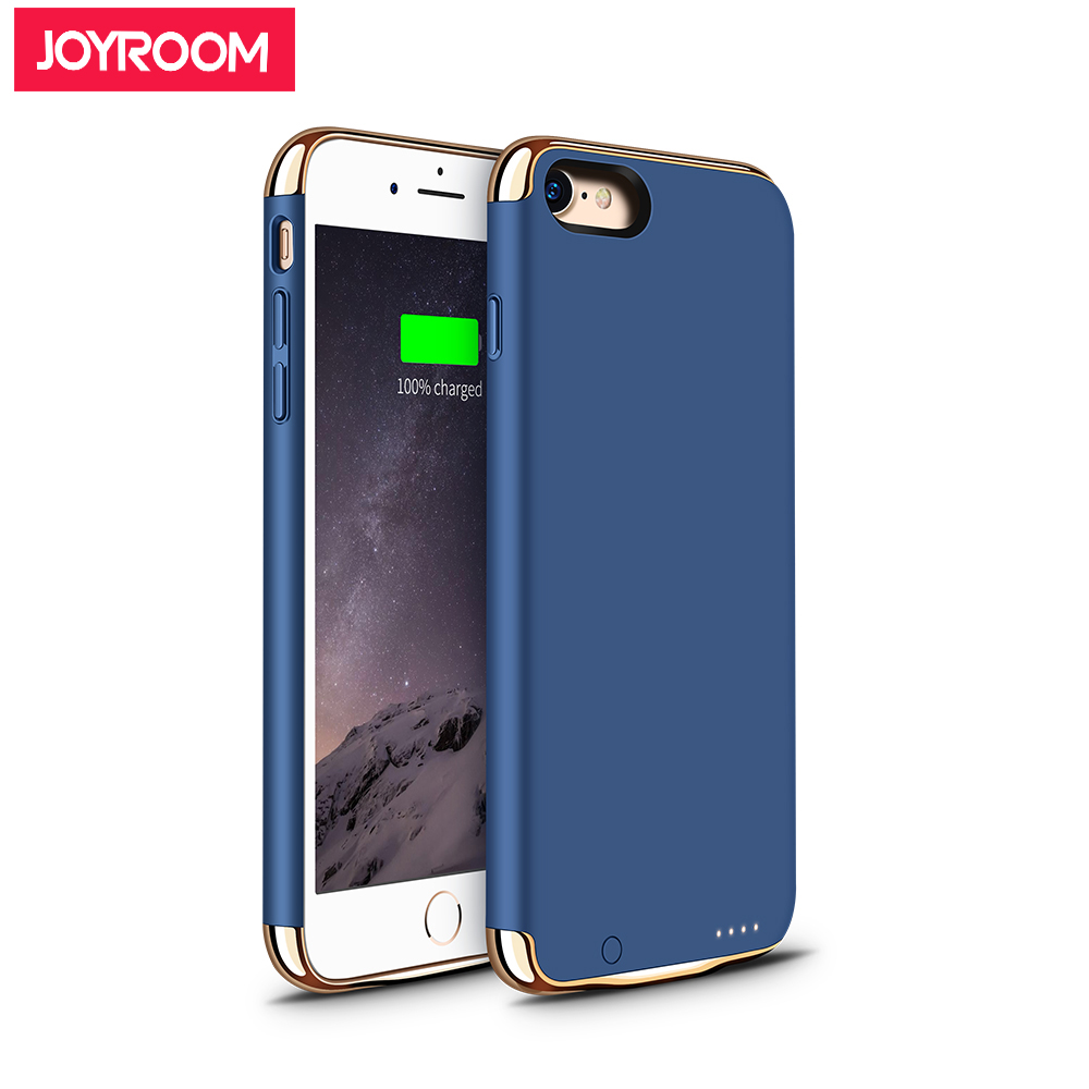 Joyroom 3.8V 2300mAh Battery Charger Cases For iPhone 7 ...