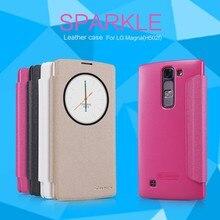 Оригинальный Nillkin Sparkle Leather Case для LG Magna G4c H522Y H502f H500F H525N + registered Air Mail