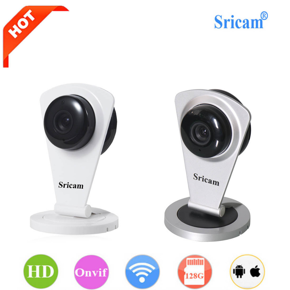 bilder für 2017 neue Sricam SP009C 720 P Mini Drahtlose Ip-kamera WIFI Nacht Ir P2P Remote View Home Überwachung CCTV Überwachungskamera P2P
