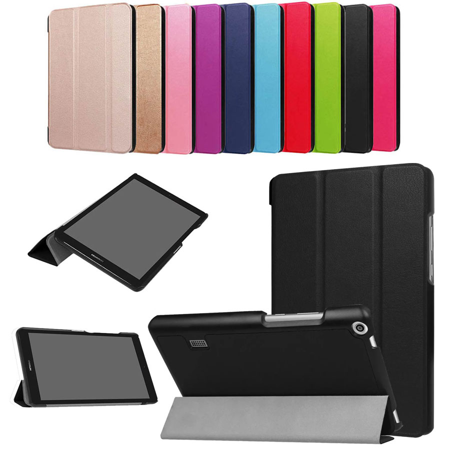 Tablet Case Cover For Huawei Mediapad T3 7.0 BG2-W09 Slim Leather Flip Case Stand Cover for Huawei T3 7.0 inch Wifi Version Case (24)