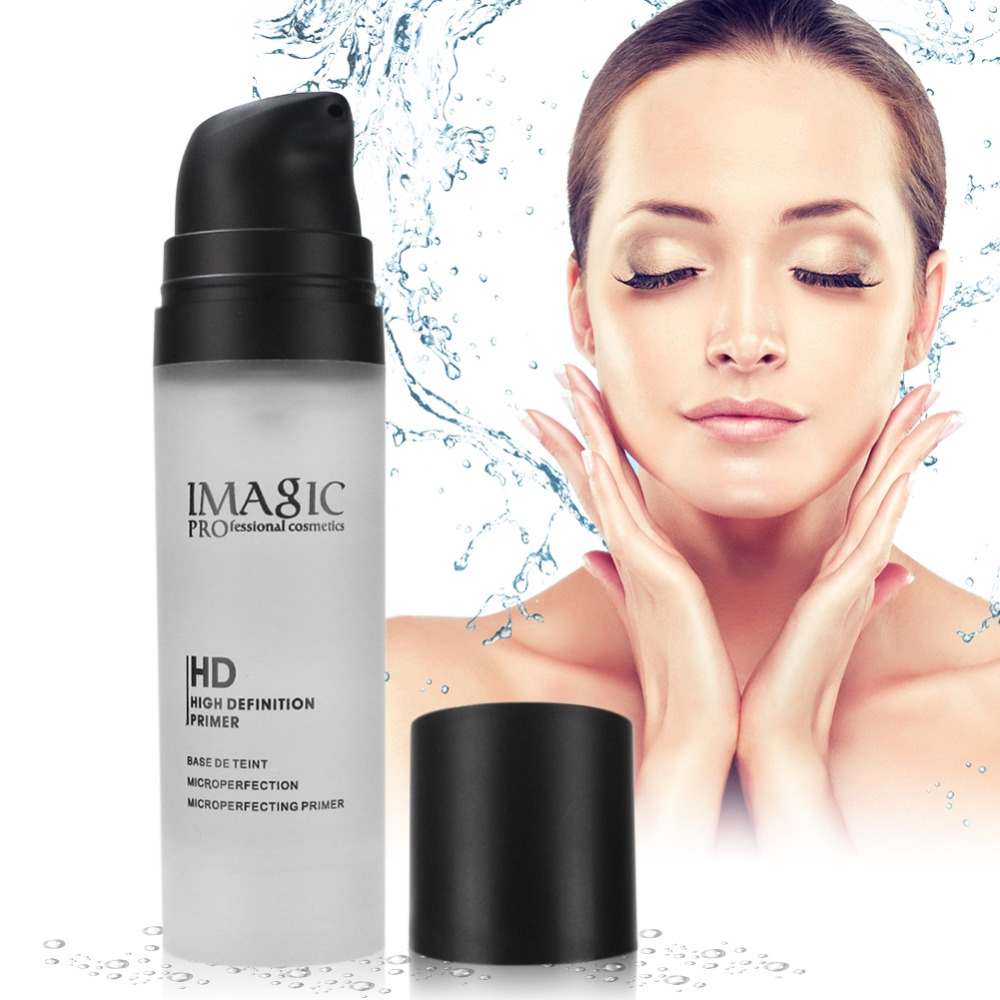 IMAGIC Face Primer High Definition Flawless Brand Professional Foundation  Primer Base Transparent Pore Gel Primer Facial In Primer From Beauty U0026  Health On ...