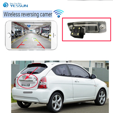 New Arrival! For Hyundai Accent MC 2005~2011 for KIA Carens Ceed Rondo2006~2013 wireless car reversing camera waterproof Full HD 2016 new arrival oem carman scan lite for hyundai kia especially for korea car free shipping 3 years warranty
