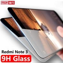 xiaomi redmi note 3 glass tempered xiaomi redmi note 3 pro screen protector glass clear mofi protective glass 9H anti blue film стоимость