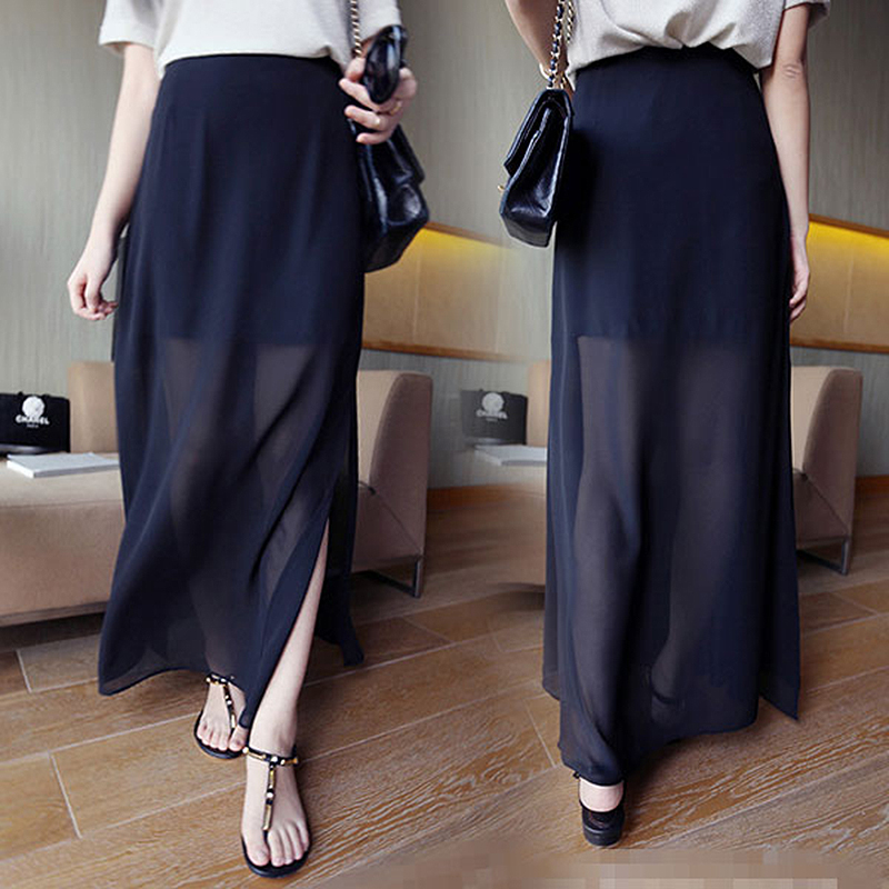 Compare Prices on Black Ankle Skirt- Online Shopping/Buy Low Price ...