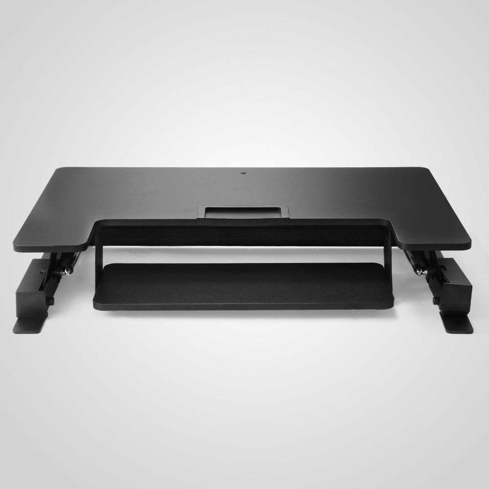 Höhenverstellbare Stehpult Sitzen Schreibtisch Erhöhung Desktop
