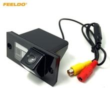 FEELDO Продвижение распродажа! Водонепроницаемый Специальный вид сзади автомобиля Камера для hyundai Starex/H1/H-1/i800/H300/H100 парковка Камера