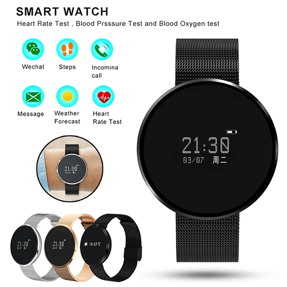 Smart Watch Men Blood Pressure Heart Rate Monitor Fitness Bracelet Smart Watch Pedometer Fitness Sports Watch for Android Phone 1pc 3888 electric bookbinding machine financial credentials document archives binding machine