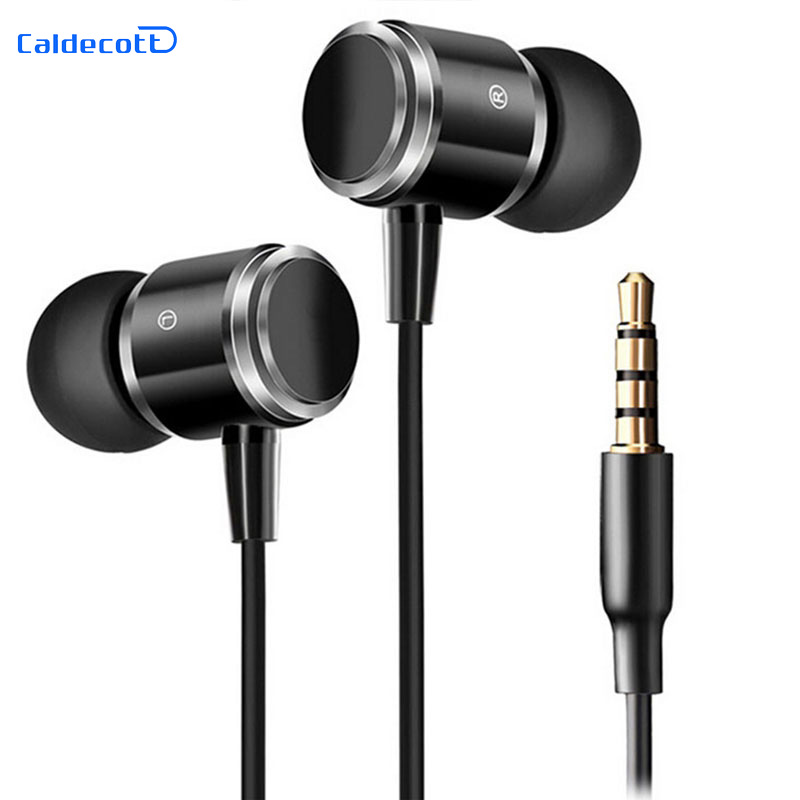 Computer Earphones with Microphone Wired Earphones Portable Line Type High Quality Best Bass Earbuds for Phones