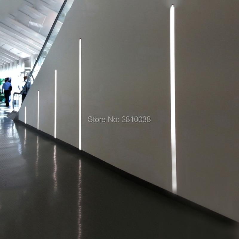 tampa de aluminio pmma qualidade 4ft 5ft led linear 04