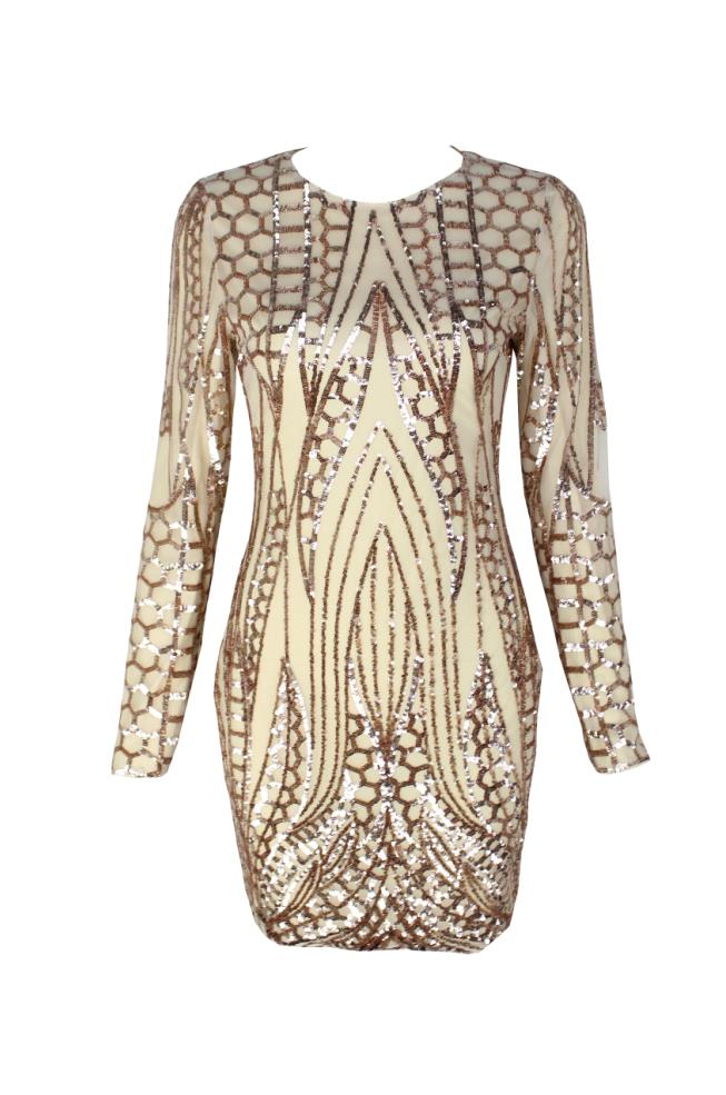 mini dress sexy party club short vestido curto long sleeve wrap bodycon sequin dress spring autumn best selling 2018 dress mesh