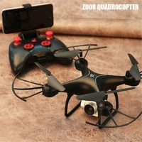 008 Smart 4CH RC Quadcopter Drone Aircraft UAV with Altitude Hold One Key Take off Headless Mode 3D Flips for Children Gift