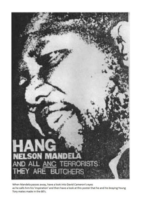 apartheid south africa nelson mandela poster retro decorative diy wall stickers art home bar