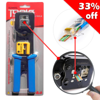Networking Pliers RJ45 RJ11 Crimping Cable Stripper Crimper RJ45 Pressing Line Clamp Pliers