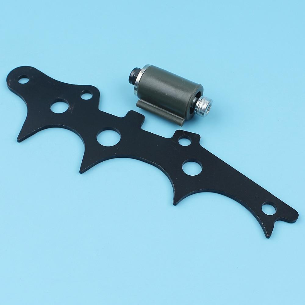 Felling Dog Bumper Spike & Chain Catcher Kit For Husqvarna 362 365 371 372 Chainsaw #503 47 05-01,503 64 79-01