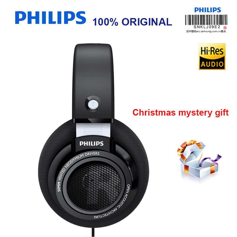 Image 2 - Philips SHP9500 Professional Earphone with 3m Long Wire Noise reduction Headphones for xiaomi SamSung S8 MP3 Official Test-in Headphone/Headset from Consumer Electronics