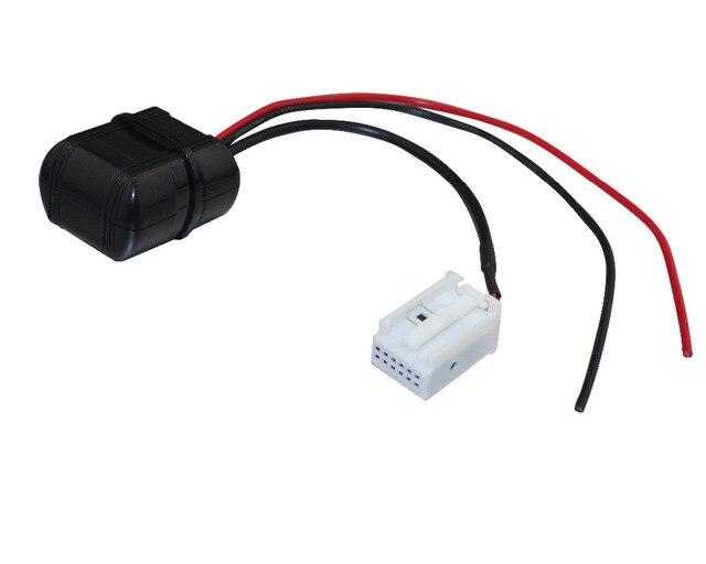 Бесплатная Доставка Авто Автомобиль <font><b>Bluetooth</b></font> модуль для BMW <font><b>E60</b></font> радио stereo Aux кабель car audio кабель