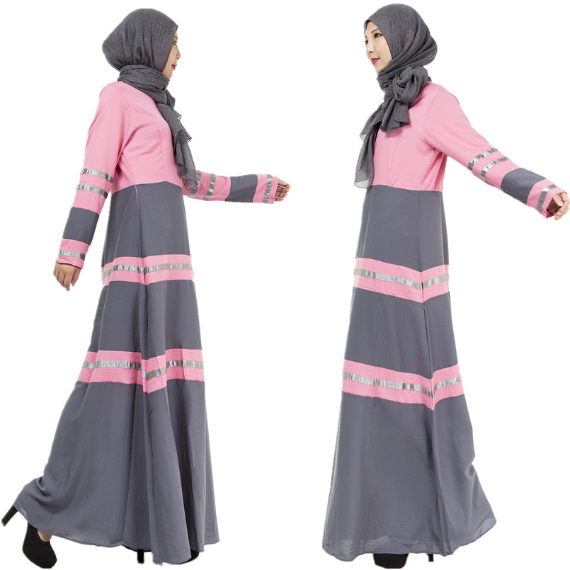A006 One Pcs Muslim Ladies Outwearing Hot sale retaile sale without Hijab women font b Abaya