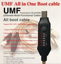 Umf tudo em um cabo para edl dfc para 9800 modelo para qualcomm/mtk/bota spd para lg 56 k/910 k