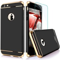 For Apple IPhone 7 6 6s Plus Luxury Protection Mobile Phone Case Capa Cover Coque Ultra