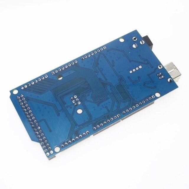 Mega 2560 R3 Mega2560 REV3 (ATmega2560-16AU CH340G) Board ON USB Cable compatible for arduino [No USB line] 5