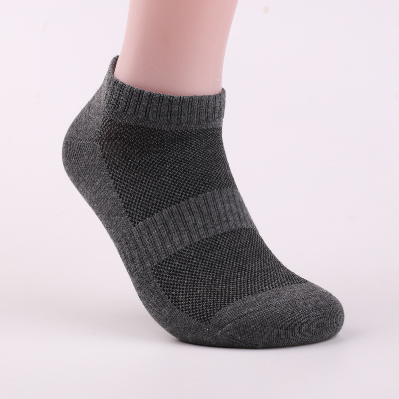 6 pairs/lot Mans pure Cotton Fashion ankle Socks big size EU39-44 US8-10 low cut high quality men mens sox net