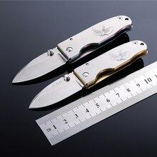 Sanrenmu 4024 Durable Pocket Folding Knife Beautiful Gift Knife Camping Survival Tactical Blade Folding Pocket Knife Hand Tools