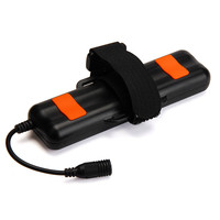 Bike Accessories 8 4V Rechargeable 9600mAh 4X18650 Battery Pack For Bicycle Light Headlamp Lantern For A
