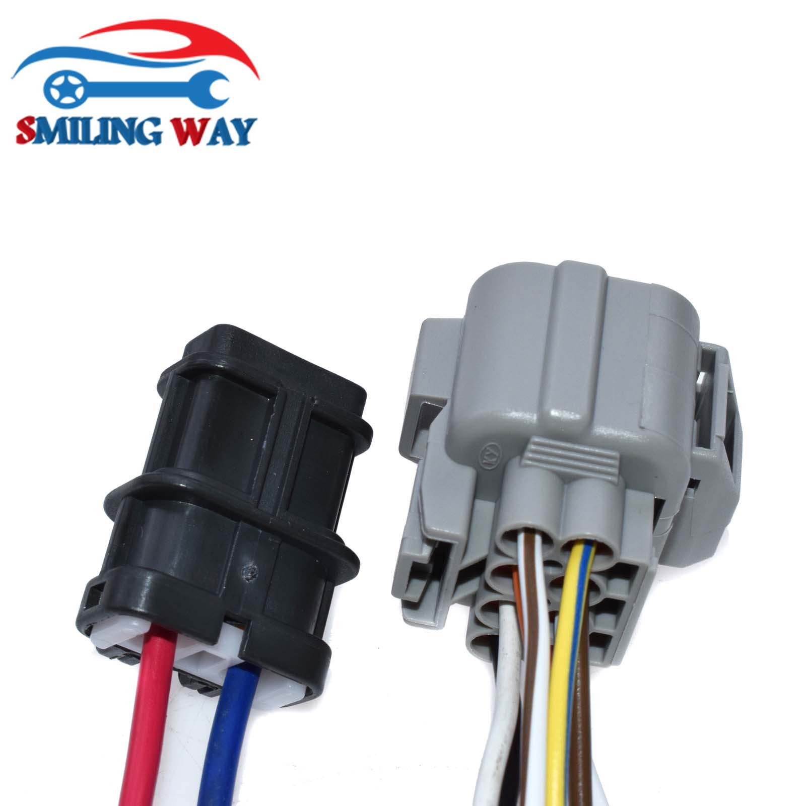 hight resolution of obd0 to obd1 ecu distributor adaptor connector wire harness cable for honda crx civic prelude acura integra b17 b16 b18 b20 in distributors parts from