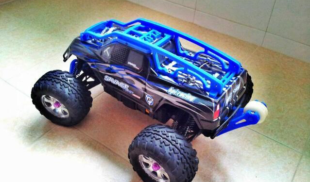 US $99 0 |HPI Flux roll cage roll bar sway bar shell version for rc car 1/8  Flux (car is not included) body shell frame + wheelie bar-in Parts &