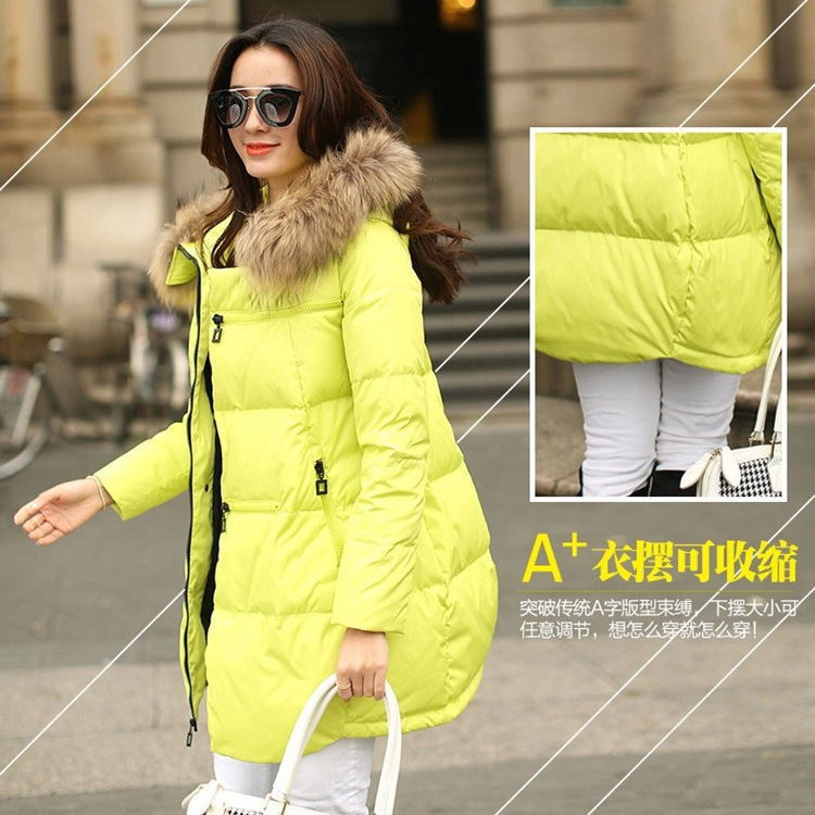 Winter Jacket Ladies Casual Long Cotton-padded Hooded Down Jacket Parka Female Wadded Jacket Outerwear Winter Coat Women S-4XL 3 colors l 2xl 2015 new women winter down cotton padded coat female long hooded wide waisted jacket zipper outerwear zs247