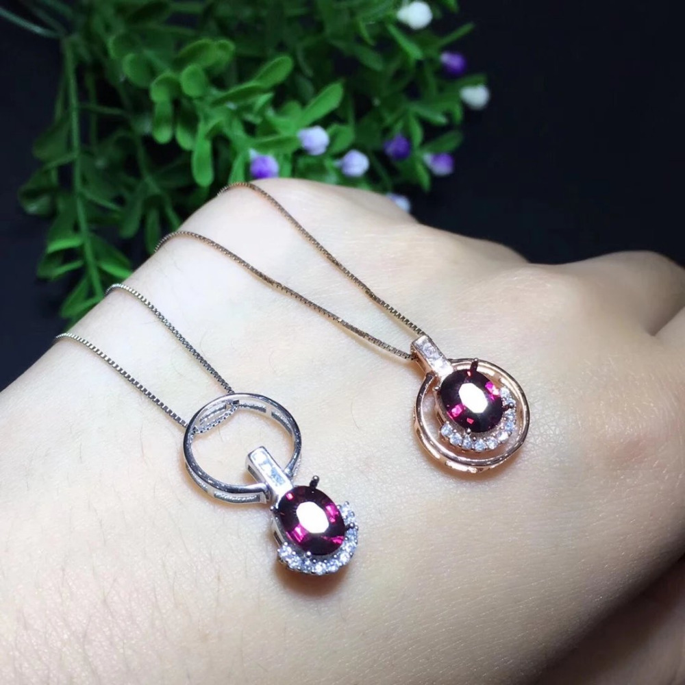 Qi Xuan_Red Stone Two Kinds Of Wearing Styles Pendant Necklaces_Real Necklaces_Quality Guaranteed_Manufacturer Directly SaleQi Xuan_Red Stone Two Kinds Of Wearing Styles Pendant Necklaces_Real Necklaces_Quality Guaranteed_Manufacturer Directly Sale