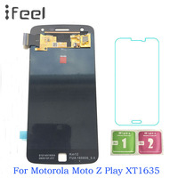 5.5 inch LCD Display For Motorola Moto Z Play XT1635 Touch Screen Digitizer assembly For Moto Z Play Display