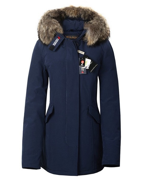 Aliexpress.com : Buy Woolrich arctic parka ladies fox fur goose